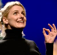 Elizabeth Gilbert at TED