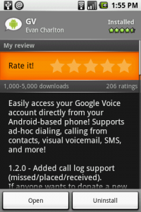 GV for Android