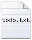Todo.txt CLI logo