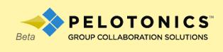 Pelotonics logo