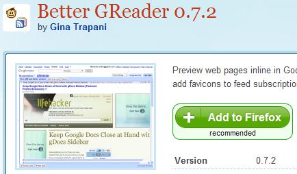 Better GReader 0.7.2