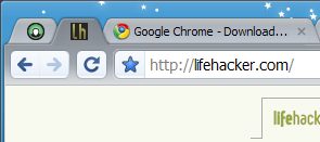 Google Chrome pinned tabs