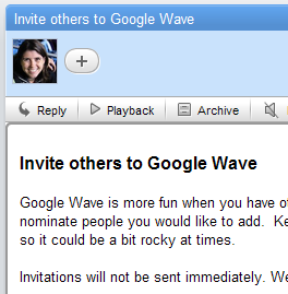 Win a Google Wave Invite with Your Best Use Case