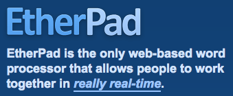 EtherPad
