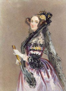 Celebrate Ada Lovelace Day by Coding Something Meaningful