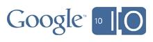 Live from Google I/O: Waving Wednesday's Keynote