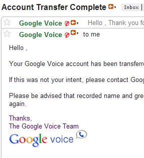 (Updated) How to Transfer Google Voice to Your Google Apps Account
