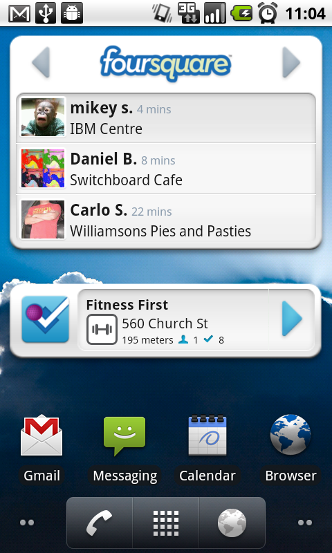 foursquare_android_widget.png