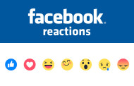 Facebook Introduces New 'Reaction' Buttons