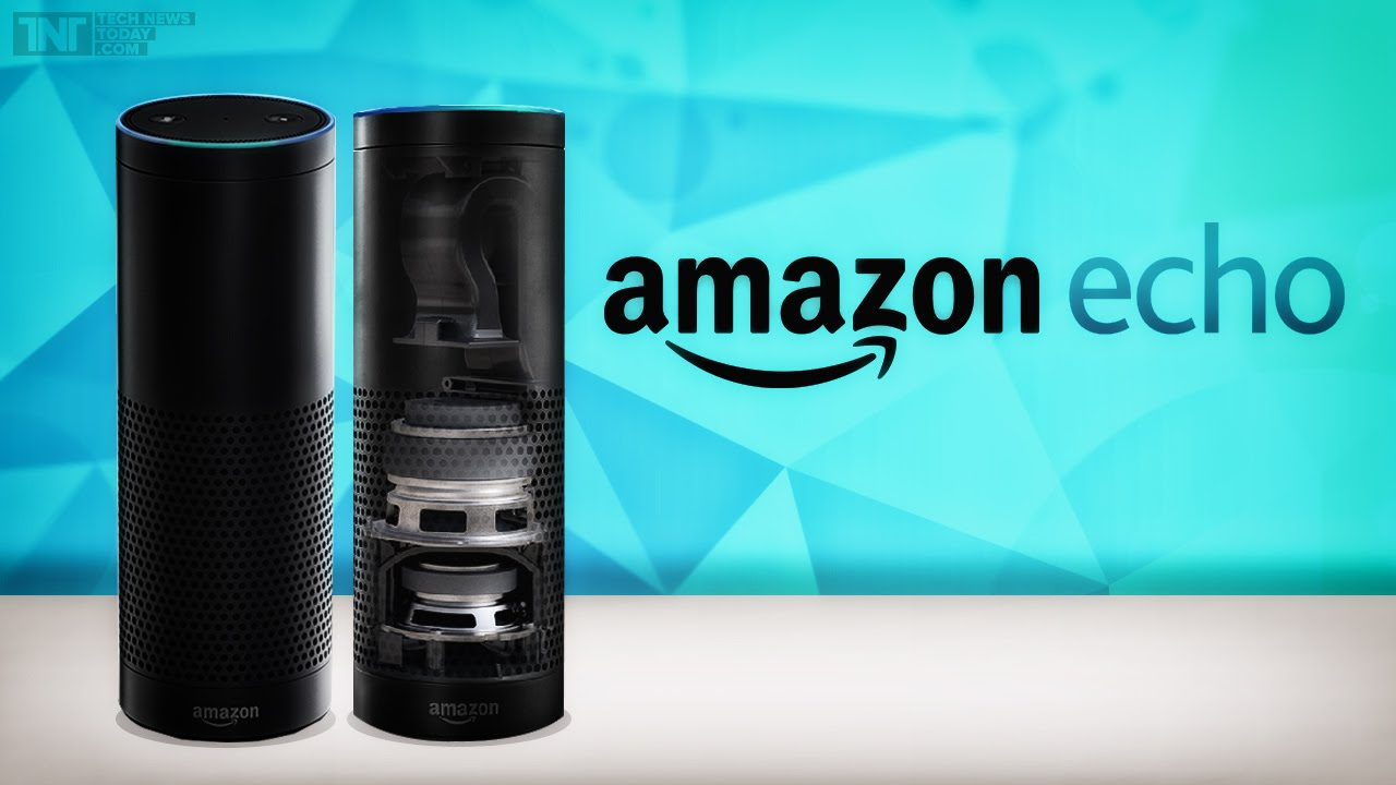 the amazon echo delivering the smart home of your dreams smarterware. Black Bedroom Furniture Sets. Home Design Ideas