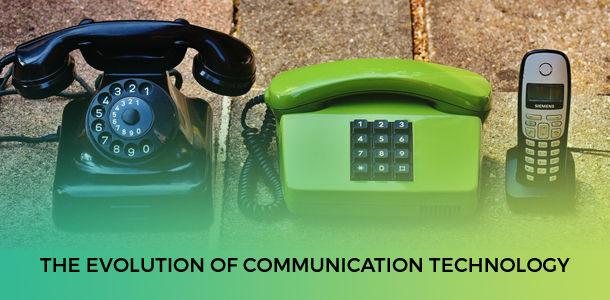 the evolution of communication modes through the development of the telephone and email Conventional wisdom tells us that face to face communication is more effective than other types of communication such as telephone or email the argument in favor of face time is that telephone or email communication lacks important nonverbal cues to help us understand the message.