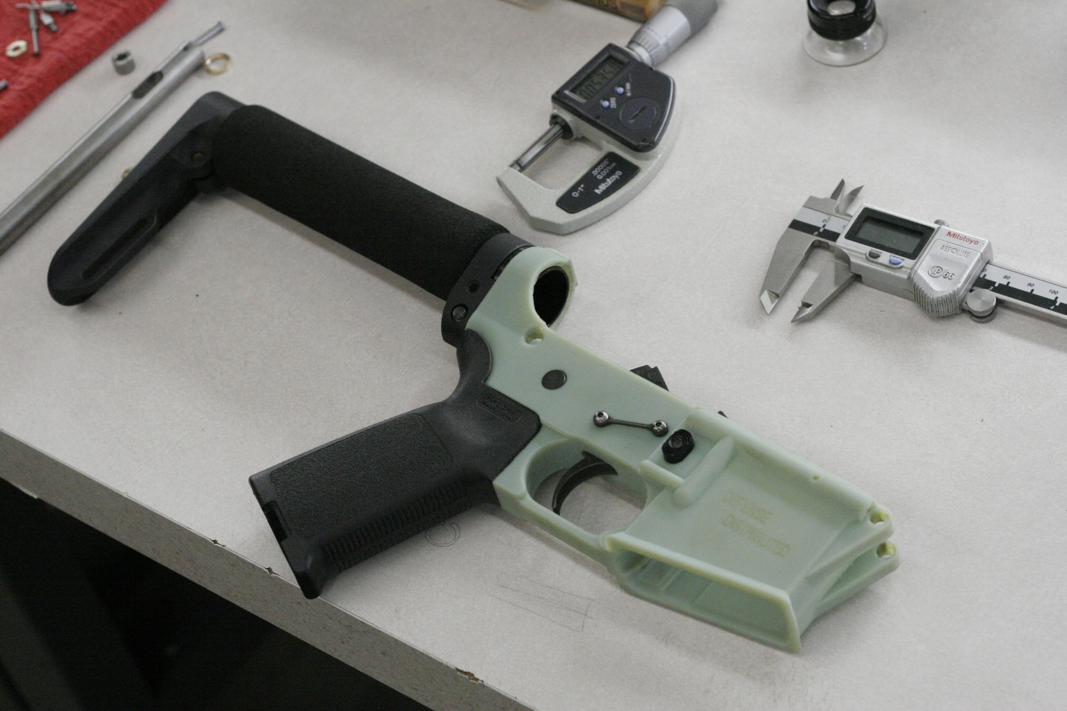 Is 3D Printed Weaponry Still a Potential Threat?