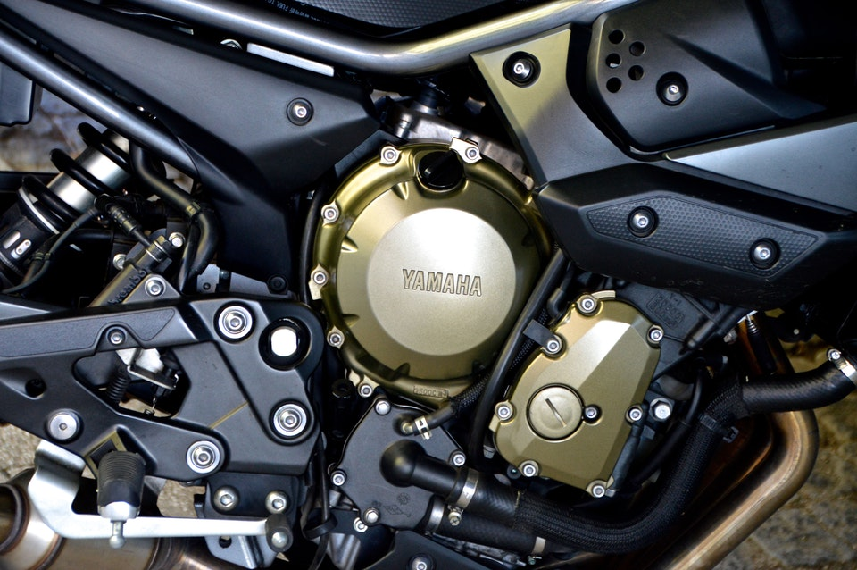 Yamaha's Self-Driving Motorcycle Innovation Drives On