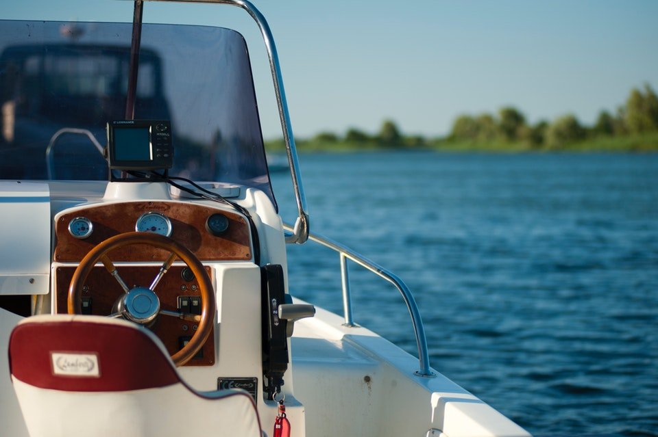 How to Protect Boat Electronics From Theft